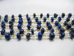 Lapis Lazuli Rosary Chain