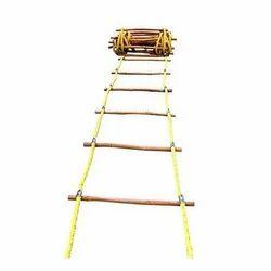 施工用绳梯