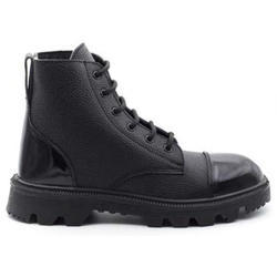 Buff Breathable Leather Shoes, Size : 38-47 cm