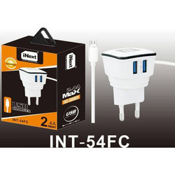 Inext White Mobile Charger