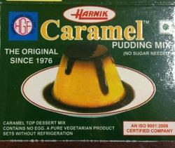 Instant Caramel Custard Mix