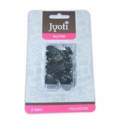 Jyoti Button - Black