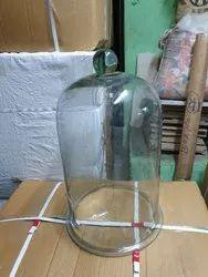 Bell Jar 9x6 Knobbed
