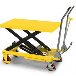 Easy Move Manual Lift Table, Capacity: 1000-3000 kg