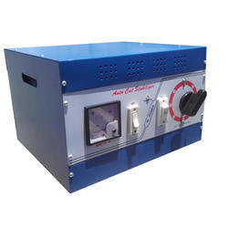 Manual Step Up Voltage Stabilizer