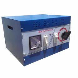 Manual Step Up Voltage Stabilizer