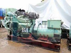 VTA-28 DM Cummins Diesel Generators, Model Number: 25268230, 530 Kw