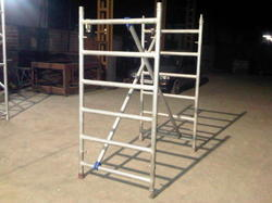 Mobile Maintenance Scaffolding