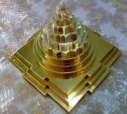 Panch Dhatu Shree Yantra
