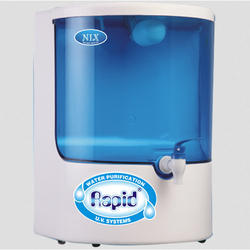 Rapid White nix 5 stage u.v. water purification system