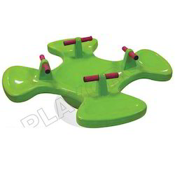 Classic 4 Way Tetter Totter - Seesaw