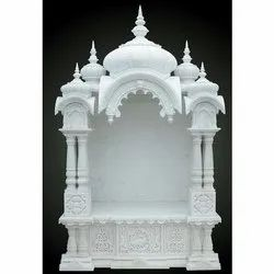 Indian Traditional Marble Temple Carving Service