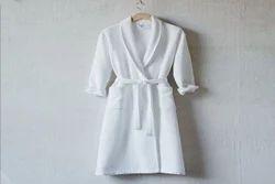 White Mohan Mutha Exports Cotton Bathrobe 3c924d0a1
