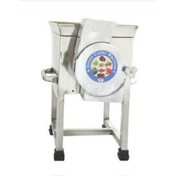 Onion  chilly Cutter Machine