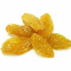 Golden Raisin, Packing Size: 1 Kg And 5 Kg, Packaging Type: Plastic Packet
