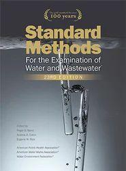 APHA Standard Methods Examination Water Wastewater 23rd Ed