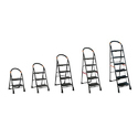 Wide Step Folding Ladder