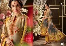 Alok Suits Presents Fancy Salwar Kameez