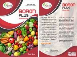 Boron Plus Plant Growth Promoter