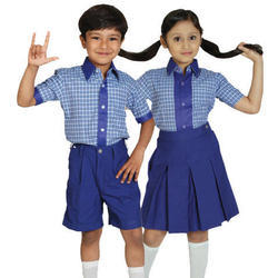 5077d8b39ee Both Printed School Summer Uniform