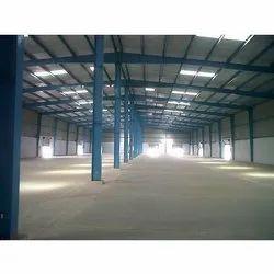 Modular Warehouse Shed