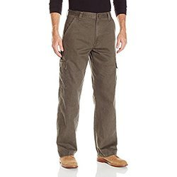Casual Wear Plain Mens Cargo Jeans