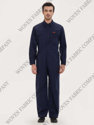Oil Repellent Coverall