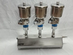 Sterility Test Manifold GMP Model