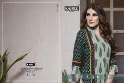 Sparkle Designer Cotton Kurti
