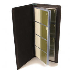 Business Card Folio