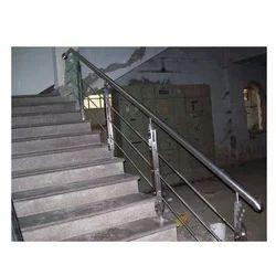Superieur Industrial Stair Railing   View Specifications U0026 Details Of Stair Railings  By Harmony Enterprises, Gurgaon | ID: 14317013012