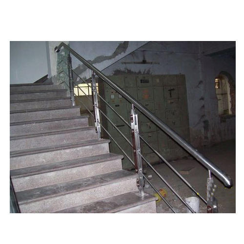 Delicieux Industrial Stair Railing