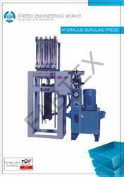 Hydraulic Bundling Press