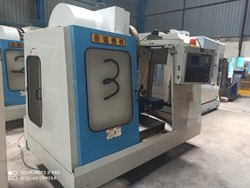 MKAE-Super Max YCM 60A Vertical Machine Center Available Three Piece