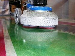 Concrete Polishing Services, Commercial Buildings