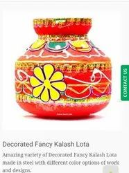 Decorative Pooja Kalash