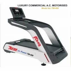 TM 499 Luxury Commercial A.C. Motorized Treadmill