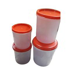 Modern Plastic Container