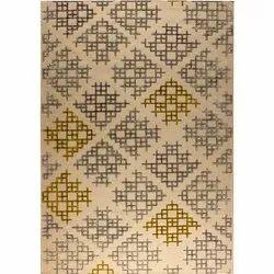 Wool,bamboo Viscose Hand Woven Lowell Rectangular Designer Handmade Carpet And Rugs