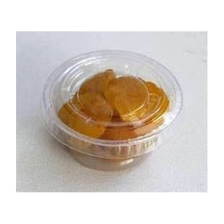 Transparent Plastic Containers with Lid