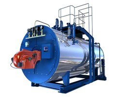 CNG Fired Steam Boiler