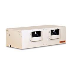 GI Sheet Hitachi Duct AC, Capacity: 5.5 Ton
