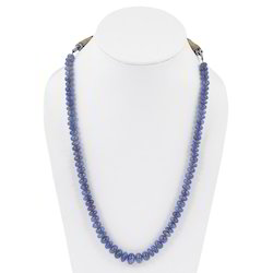 275 Carat Bold Tanzanite Necklace 201
