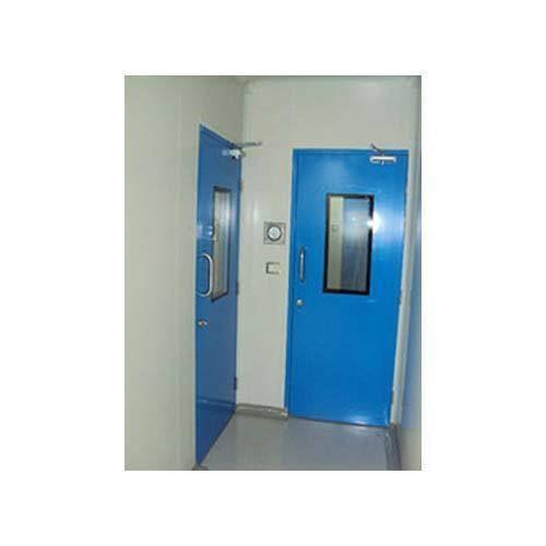 Beautiful Clean Room Door