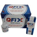 Qfix Industrial And Chemical Grade Acrylic Adhesive, 10 To 50 Gms