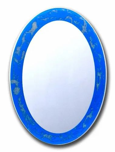 Wall Decorative Round Mirror Thickness 5 Mm Rs 680 Piece Nayan Corporation Id 20293266048