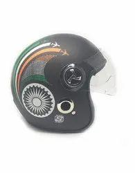 Male Fiberglass Royal Enfield Helmet, Size: XL