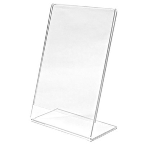 Acrylic Sandwich Table Menu Stand At Rs 250 Piece मेनू