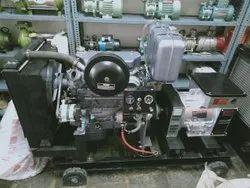 Four Cylinder Diesel Generator Set