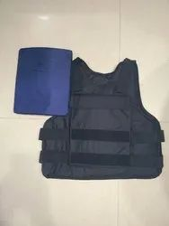 Maxworth Communication Sleeveless Bullet Proof Jacket, For Personal Security